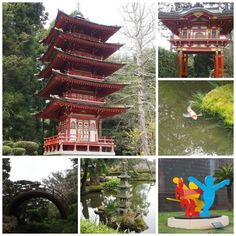2 Days in San Francisco with kids: A Sample Itinerary. Include a visit to the Japanese Gardens in Golden Gate Park.