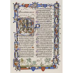 Manuscript - Copy from the Howard Psalter  Date: ca. 1866-1868 (illuminated)  Place: London  Artist/maker: Shaw, Henry