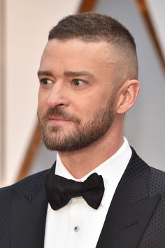 HOLLYWOOD, CA - FEBRUARY 26: Singer Justin Timberlake attends the 89th Annual Academy Awards at Hollywood & Highland Center on February 26, 2017 in Hollywood, California. (Photo by Kevin Mazur/Getty Images)