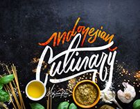 """Dailytype """"Indonesian culinary"""""""