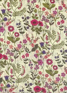 Fabric by Liberty of London tana lawn Lola by MissElany on Etsy, $4.25
