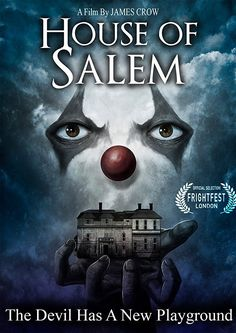 House of Salem - Horror Movie: Synopsis: A group of kidnappers become a child's unlikely protectors, after finding… Thriller Movies, Scary Movies, Horror Movies, Movie Posters Vintage, Upcoming Horror Movies, Movie Posters Minimalist, Horror Posters, Horror Movies 2017, Romantic Movies