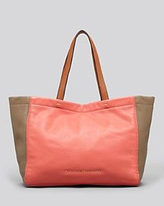 MARC BY MARC JACOBS Tote - What's The T Colorblock
