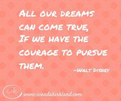 #dreamsdocometrue