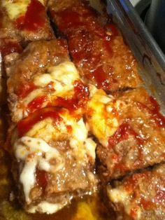 Recipes and cooking confidence for home cooks everywhere. Healthy Meat Recipes, Hamburger Recipes, Beef Recipes, Cooking Recipes, Ono Kine Recipes, Meatloaf Ingredients, Stuffed Meatloaf, Slow Cooker Casserole, Diner Recipes