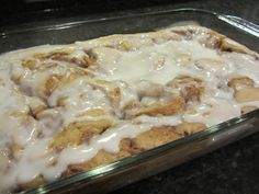 Everyone seems to love cinnamon rolls. I certainly do. But I don't eat them very often because they are way too complicated for me to want to make them. When I'm invited somewhere and...