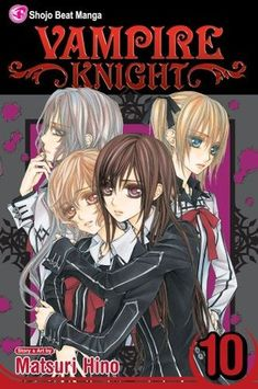(Get eBook) Vampire Knight, Vol. 10 (Vampire Knight, by Matsuri Hino Vampire Knight, Manga Books, Manga Art, Vampires, Matsuri Hino, Ebooks Pdf, Viz Media, Best Love Stories, Book Images