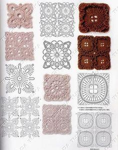 pattern to crochet * <3