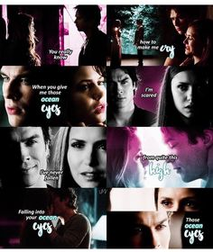 I honestly do not like Elena with Damon but this is cute! I prefer Elena and Stefan