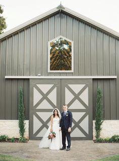 The Grove Wedding Venue Aubrey Texas | V&C