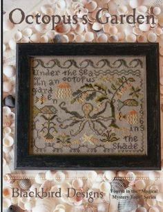 """The Blackbird Designs team has released charts in their """"Magical Mystery Tour"""" at St Charles Market. This is the fourth one in the series ti..."""