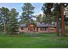 Beautiful Main floor living in this ranch style home situated on an acre of land with lots of privacy. Built in 2000, this home shows like a model with amazing views. #Golden #DenverRealEstate