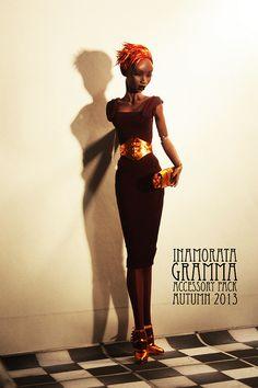 Gramma - Inamorata Accessory Pack A/W 2013