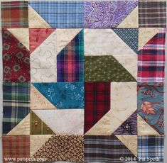 The 1502 Best Quilts From Mens Shirts Ties Images On