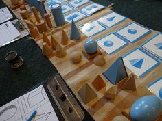Montessori sensorial - Google Search