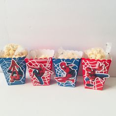 Goody Bags Popcorn Cups Rapunzel Party Cups Set of 8 Favor Boxes
