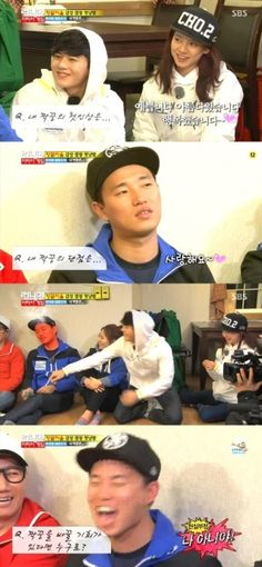 "Gary Gets Jealous Over Song Ji Hyo and ZE:A's Dongjun on ""Running Man"" 