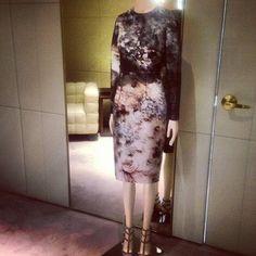 #VTObsessed with this #valentino dress at @Jane Bergstrom Goodman