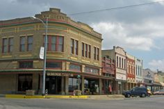 11 Small Towns In Rural Texas That Are Downright Delightful