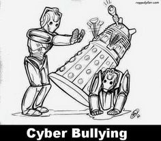 Doctor Who - cyber bullying