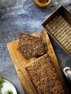 A Simple Danish Rye Bread — The Design Files | Australia's most popular design blog.