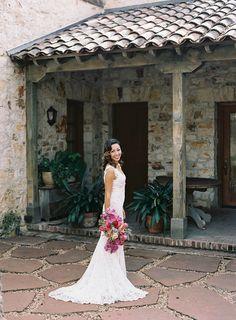 Rustic and Romantic Holman Ranch Wedding | Seascape Flowers