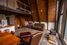 Check out this awesome listing on Airbnb: Summit at Snoqualmie A-frame Cabin - Houses for Rent in SNOQUALMIE PASS