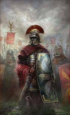 Centurión romano. Legio XII Fulminata. http://www.elgrancapitan.org/foro/viewtopic.php?f=87&t=16979&p=915575#p915575