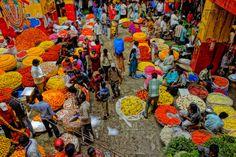 KR market, Bengaluru