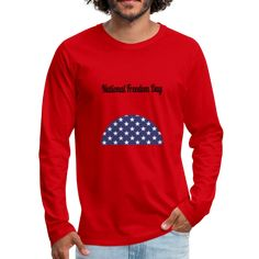 National Freedom Day | American Flag Apparel Freedom Day, Baby Accessories, American Flag, Baby Kids, Graphic Sweatshirt, Sweatshirts, Sweaters, Mens Tops, Fashion