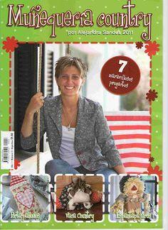 Album Archive - Muñequeria Country No. Book Crafts, Felt Crafts, Crafts To Make, Craft Books, Diy Crafts, Sewing Magazines, Love Magazine, Picasa Web Albums, Free Books Online