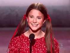 America's Got Talent - Taylor Ware #2 - I can't listen to her enough!