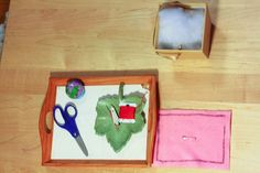 Confessions of a Montessori Mom: Montessori Sewing Works by Aimee of Montessori Works