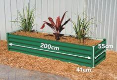 Product Code H20055R 200cm WIDTH x 55cm DEPTH x 41cm HEIGHT WILDERNESS COLOUR REGULAR HEIGHT