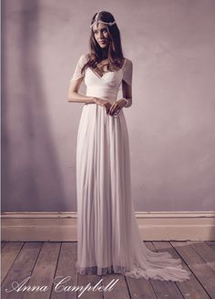 Anna Campbell, Freja Size 12  Wedding Dress | Still White