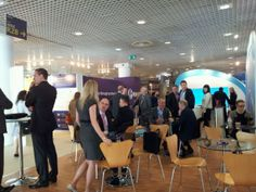 Day 1 at #MIPIM2014 live at our Greaer Birmingham stand