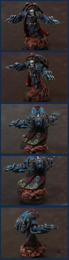 Carnifex Night Lord Captain