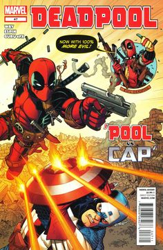 """Evil Deadpool Part Three: You're Going Down"""