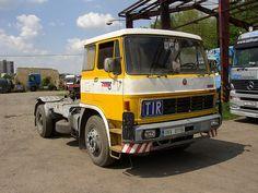 Skoda-Liaz 100.47 Retro Cars, Heavy Equipment, Old Trucks, Cars And Motorcycles, Techno, Vehicles, Eastern Europe, Czech Republic, Classic