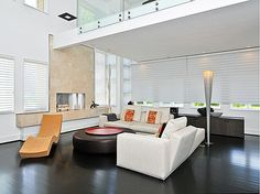 Modern Livingroom, modern house
