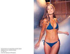 Beauty Mafer Cornejo in BARRACA CHIC Girls In Mini Skirts, Bikinis, Swimwear, Fashion, Sheds, Bathing Suits, Moda, Swimsuits, Fashion Styles