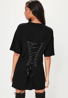 64950e74ec8 60 Best corset tee images | T shirts, Block prints, Badass outfit