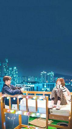 Weightlifting Fairy Kim Bok Joo♡ Nam Joo Hyuk& Lee Sung Kyung #Wallpaper