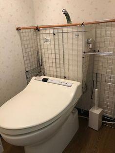 ダイソーの材料で タンクレス風トイレに挑戦♪|LIMIA (リミア)