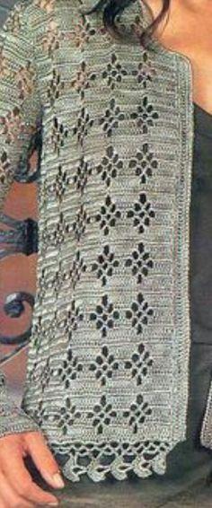 Picasa Web Albums. Crochet stitch pattern
