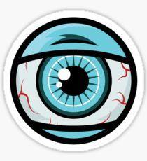 Eyeball Pegatina