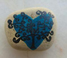 Mavi kalp