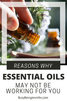 Have you been trying essential oils for a chronic health reason, but you are not seeing the results you were hoping to see and wondering Why Essential Oils May Not Be Working? This article nay be able to offer some insight! Essential Oils For Stress, Citrus Essential Oil, Essential Oil Uses, Things To Know, Things To Come, Work On Yourself, Improve Yourself, Health Options, Carrier Oils
