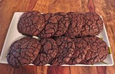 Ultimate Double Chocolate Cookies-These are the ultimate double chocolate cookies.
