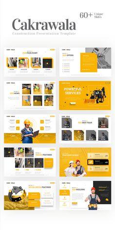 Company Profile Presentation, Company Profile Design, Business Presentation Templates, Presentation Design Template, Presentation Layout, Keynote Design, Ppt Design, Slide Design, Desing Inspiration